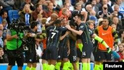 Manchester City sagra-se campeão da Liga Inglesa 2018-19