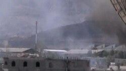 也门部队向抗议者开枪打死至少两人