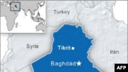 Bom nổ giết 5 người ở thủ đô Iraq