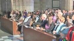2011-10-07 粵語新聞: 達賴喇嘛視頻參加圖圖生日慶祝儀式