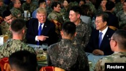 VOA Asia – Paying for peace and protection in Korea