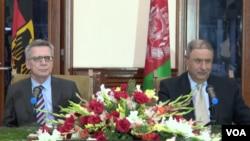 د جرمني د کورنیو چارو وزیر وایي، هغه افغانان چې بیرته هیواد ته رااستول کیږي، له هغوی سره به د زیربناو د جوړولو په برخو کې مرستې وشي.