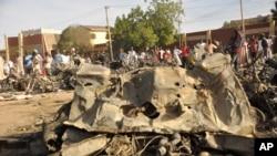 Ibintu byangizwa na Boko Haram