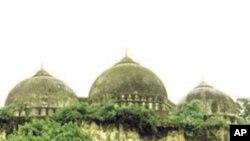 Babri Mosque in India