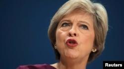 PM Inggris Theresa May mengatakan negaranya akan berusaha mempertahankan hubungan dekat dengan Uni Eropa (foto: dok).