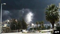 سیزده کشته در درگیری میان نیروهای دولتی سوریه با انقلابیون