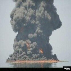 Uzroci explozija na platformi Deepwater Horizon još uvijek nisu poznati