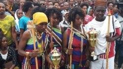 Dorgommii ispoortii dargaggoo Itoophiyaa Oromiyaatti warqii hedduun galate