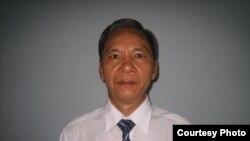 Mục sư Nguyễn Mạnh Hùng.
