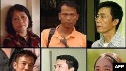 6 ngòi bút Việt Nam được HRW trao giải Hellman/Hammett