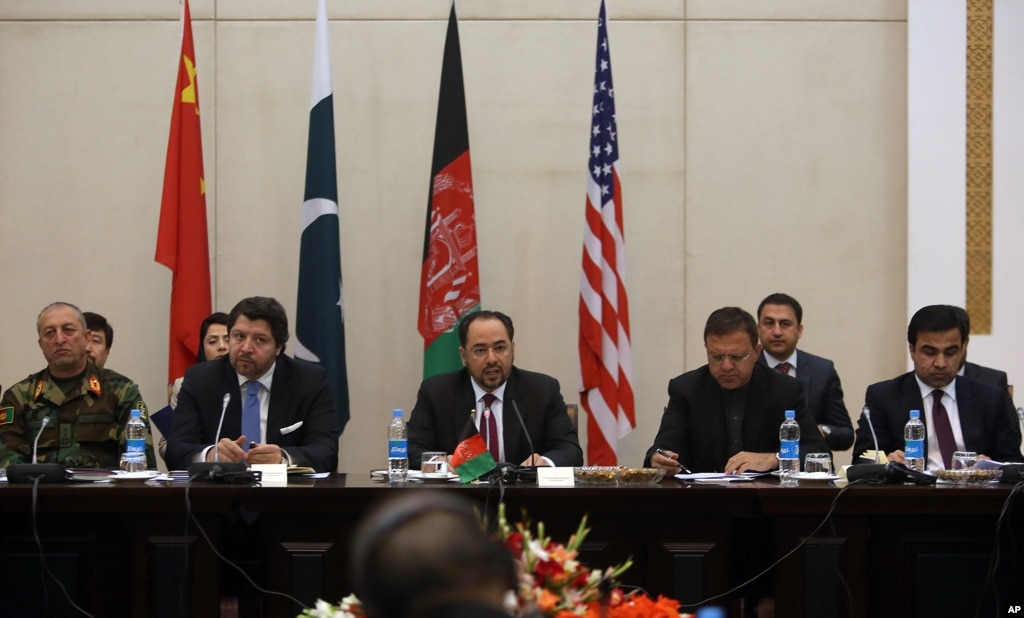 the negotiation process afghan government and
