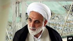 Iran's chief prosecutor Gholam Hossein Mohseni Ejeie (file)