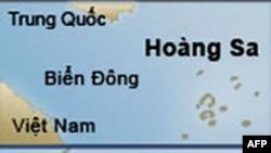 VN: TQ, Ðài Loan gây căng thẳng trong vùng quần đảo tranh chấp