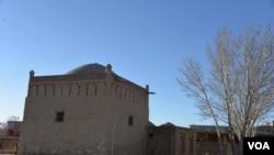 یکی از آبدات تاریخی غزنی