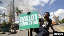 HRW cảnh báo rằng căng thẳng tăng cao trên khắp đất nước có thể dẫn đến bùng phát bạo lực và đe dọa tiến trình bỏ phiếu.