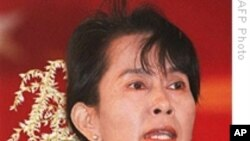 برما: جمہوریت نواز لیڈر آنگ سان سوُچی کی اپیل