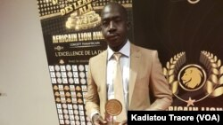 Africain Lion Award Diondjon