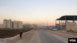 El-Nusra bi Tophawenan Êrîşî Efrin dike