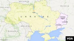 Donbas region, Ukraine