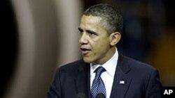 미국의 현직 대통령 바락 오바마