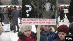Митинг на Марсовом поле, Санкт-Петербург. 13 января 2013 года