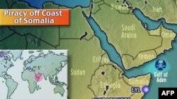 Hải tặc Somalia hoạt động trên Ấn Độ Dương đã cướp hàng chục tàu hàng và thương thuyền quốc tế trong mấy năm gần đây