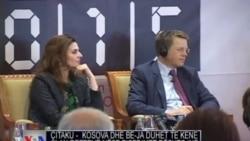 Debat mbi marrëdhëniet BE-Kosovë