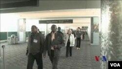 非洲各國商業領袖參觀了美國主要的一些能源和交通設施