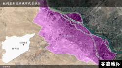 叙利亚东北部城市代尔祖尔
