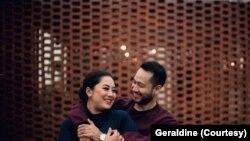 Geraldine dan kekasih