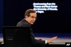 کریس والاس مجری شبکه خبری فاکس