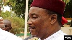 Shugaban kasar Nijer
