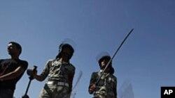 مصراور امریکہ کی مشترکہ فوجی مشقیں منسوخ