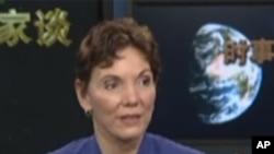 女权无疆界创始人瑞洁接受美国之音采访