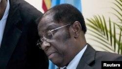 Le ministre congolais Alexis Thambwe Mwamba, 31 décembre 2016.