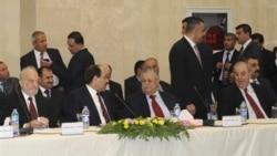 توافق رهبران عراق برای تقسيم قدرت مورد تحسين اوباما قرار گرفت