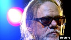 Tommy Ramone du groupe The Ramones (Photo Reuters)