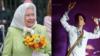 For Prince or Queen Elizabeth? Niagara Falls Turns Purple