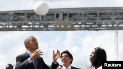 Obama Ends Africa Trip