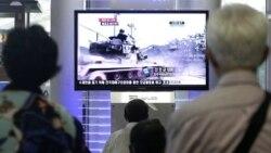 کره شمالی حمله توپخانه ای به جزيره کره جنوبی را رد کرد
