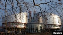 ადამიანთა უფლებების ევროპული სასამართლოს შენობა სტრასბურგში