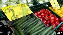 Kontaminirano povrće u Evropi