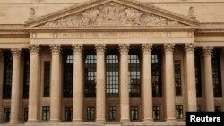 Национальный архив США в Вашингтоне (архивное фото)
