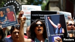 Arşiv: Nerazîbûn li dij girtina rojnamevnana li Tirkiyê
