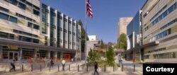 包卓轩目前在加州一个社区学院就读。图为加州西洛杉矶社区学院资料照。(参考图,来源于西洛杉矶社区学院网页)