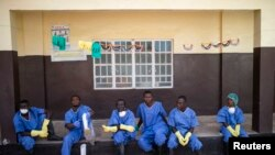 Ebola Update Show January,14 2015