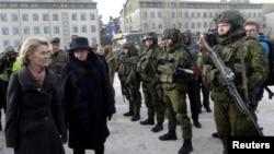 Trupa gjermane në Lituani