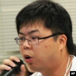 二次創作權關注組成員李先生