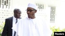 Shugaban kasa mai jiran Gado Janar Buhari