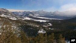로키 마운틴 국립 공원(Rocky Mountain National Park)